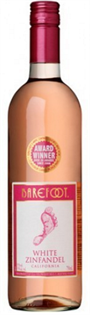 Barefoot White Zinfandel 750ml - Case of 12